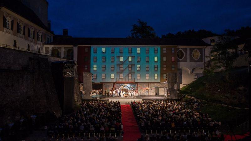 Golf & Kultur - Musikfestival Steyr